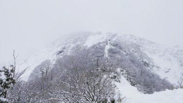 【谷川岳】雪山初心者登山チャレンジ【必要な装備】
